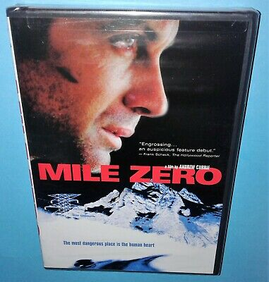 Mile Zero (Brand New Sealed DVD)  + With Free Shipping Fast
