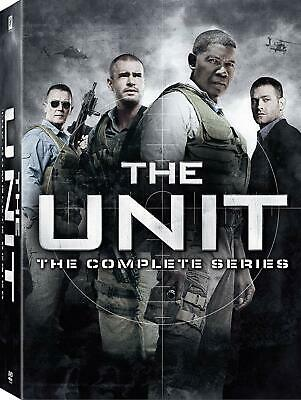 The Unit: The Complete Series DVD Box Set BRAND NEW Free Ship
