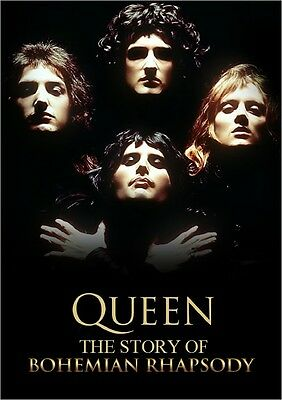 Queen: The Story Of Bohemian Rhapsody + The Nation's Favourite Queen Song Dvd