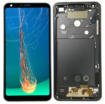 Display LCD Touch Screen Digitizer + telaio per LG G6 H870 H871 H872 LS993 VS998