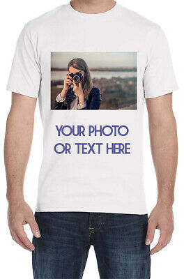 Custom Made Personalized T-Shirts Photos on a shirt-CLEARANCE