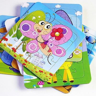 Kid Baby Toddler Jigsaw Puzzle Early Learning Toy