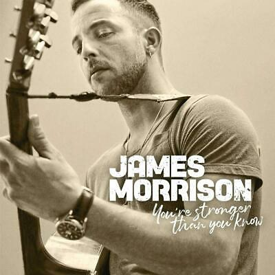 James Morrison - You're Stronger Than You Know New CD Album Released 15/03/2019