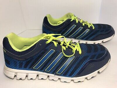 huge selection of f7094 a53b1 ADIDAS Men s ClimaCool Aerate 2 Running Shoes (Blue Electricity - G99739)  Sz 12