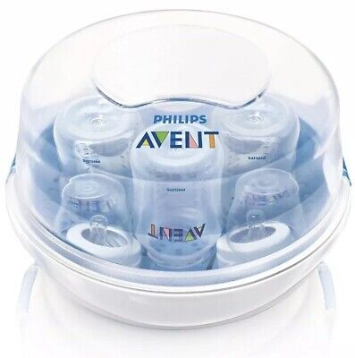 Philips Avent Microwave Steam Sterilizer, BPA-Free