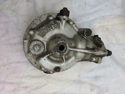 Honda CX500 final drive differential diff transmission
