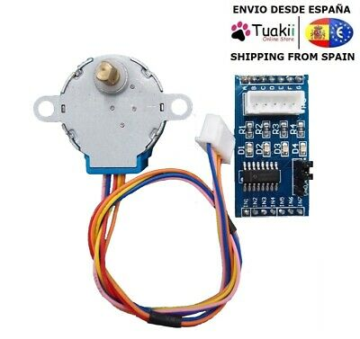 Stepper motor 28BYJ-48 12V with Controller Module for Arduino