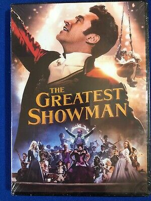 The Greatest Showman DVD Movie Collectors Set Collectible Musical Sing Along New