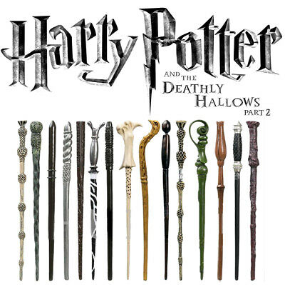 Harry Potter Cosplay Magic Wand Magic Stick Black Box Series Performance Props
