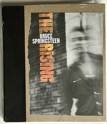 "Bruce Springsteen 'the Rising"" Deluxe Limited Edition Hardcover Book & Cd ~ New"