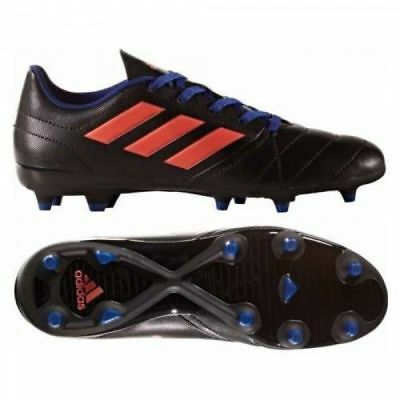 9103e066c NEW Adidas ACE 17.4 FG S77070 Black Red Purple Soccer Cleats Shoes Women s
