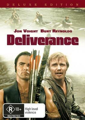 Deliverance (DVD, 2007), NEW SEALED AUSTRALIAN RELEASE REGION 4
