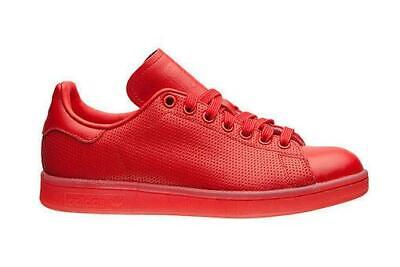 competitive price 98c59 f9c2b Hommes Adidas Stan Smith Adicolor Rouge