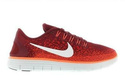 outlet store 9345b c249e Hommes Nike Gratuit Rn Distance Baskets Rouge 827115 601