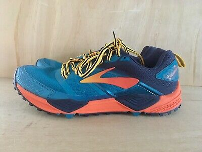 e44571be1483a Brooks Cascadia 12 Yellowstone National Park Ed Trail Running Shoes Men s  Size 9