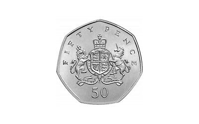 2013 50P Fifty Pence Coin Rare Christopher Ironside 100Th Anniversary