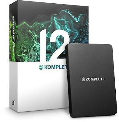 Native Instruments Komplete 12 Upgrade from Komple