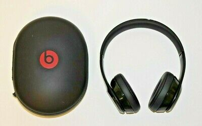 Beats by Dr. Dre Solo3 Wireless On Ear Headphones-Matte Black  Solo 3