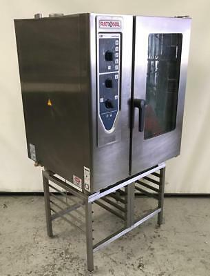 RATIONAL  10 Tray Combi Oven Model : CM101