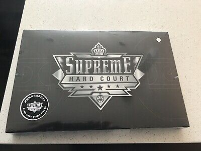 2018 Upper Deck Authenticated NBA Supreme Hard Court Sealed Box Two Relics  Per 92f673d6c