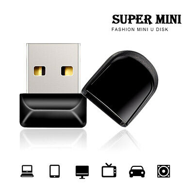 Mini USB Flash Drive 128GB/256GB Capacity Pen Drive USB 2.0 Large Memory