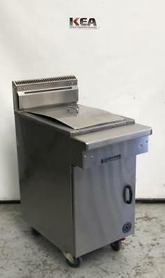 Goldstein  2 Baskets LPG Gas Deep Fryer  Model: FRG1L