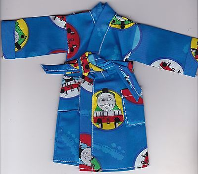 Minions and Bananas in Lockers Print Robe That Fits Ken//Barbie and Elf Doll R5