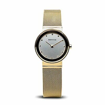 BERING Time 10126-334 Womens Classic Collection Watch with Mesh Band and scratch