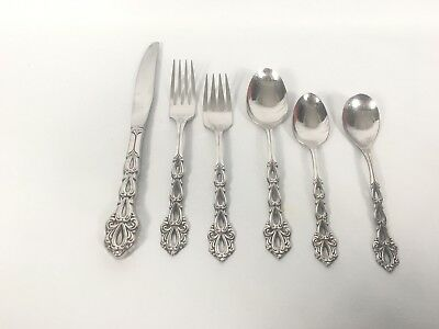 * Oneida Community * CHANDELIER Stainless Steel Flatware YOUR CHOICE WOW!