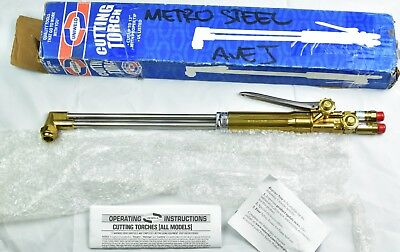 """Uniweld Products Inc, 830-21 V-Style 21"""" Hand Cutting Torch NEW"""