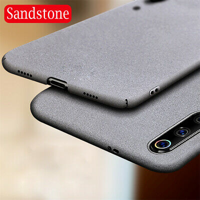 For Xiaomi Mi 9 8 Lite A2 F1 Shockproof Sandstone Hard Case Slim Back Cover Skin