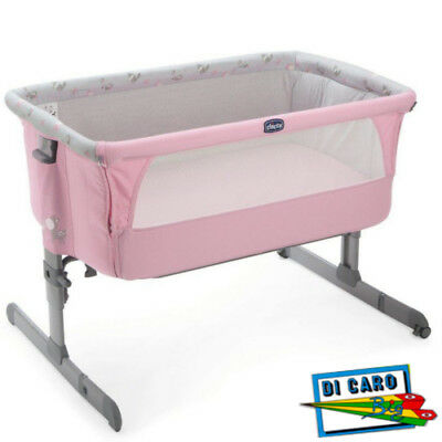 Chicco 7933949: Culla Colecho Next2Me Princesa, Color: Rosa