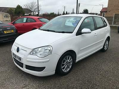 2008 Volkswagen POLO 1.4 BLUEMOTION 2 AC TDI 78200 miles Manual Hatchback