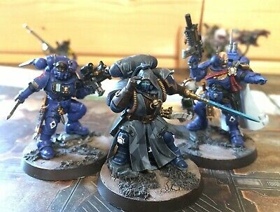 Shadowspear Painted Vanguard Primaris Space Marines Army Commission Any Chapter
