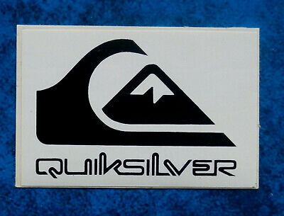 QUIKSILVER  -  Original Vintage  1980,s Surfing sticker