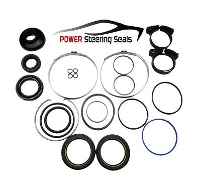 Power Steering Seals Power Steering Rack and Pinion Seal Kit for Toyota Cressida