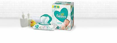 Pampers Sensitive Water-Based Baby Diaper Wipes 504 Count SG_B01C3H4ZTY_US NEW