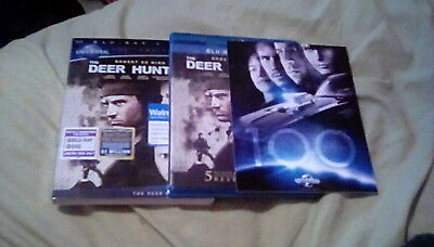 The Deer Hunter Blu Ray DVD Robert Dr Niro Meryl Streep Wal-Mart Exclusive Card