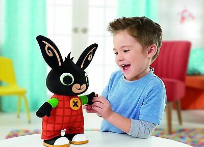 Bing Bunny Bedtime Rabbit Soft Stuffed Doll Plush Toy Kids Birthday Gift 10''