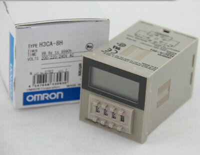 1PC  NEW H3CA-8H H3CA8H Omron Timer #A7