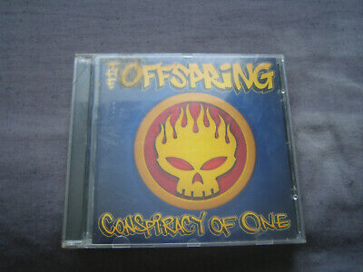 The Offspring - Conspiracy Of One. CD Album. Free Postage.