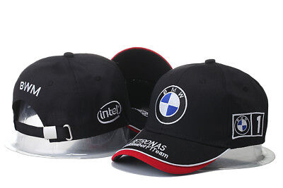 New BMW Logo AMG Car Cap Sport Baseball Hat outdoor Adjustable T7