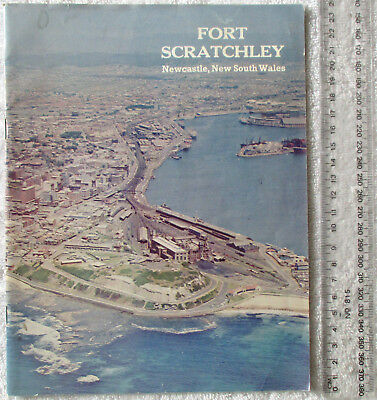 FORT SCRATCHLEY, Newcastle New South Wales [Carey et al; Vaile; Smith] 1stE 1977