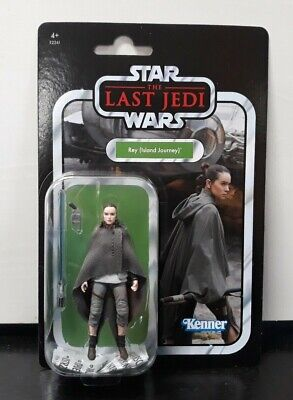 "Star Wars Rey Island Vintage Collection ""Nueva Y Precintada"" New Figure Vc122"