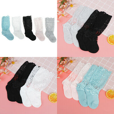 Newborn baby girl socks infant lace socks girls summer sock baby accessories EB