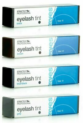 Strictly Professional Intensive Eyelash & Eyebrow Dye Tint Lash Chose your Color