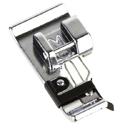 """Overcast Overedge Overlock Special Foot """"M"""" 9Mm  For Janome Sewing Machines"""