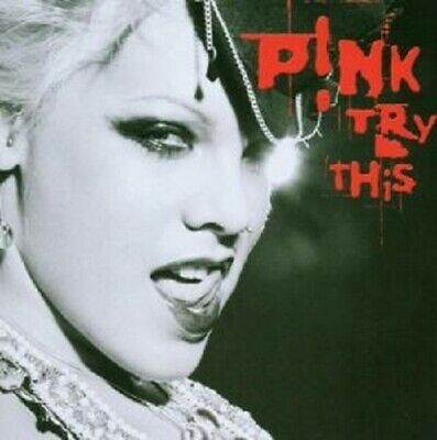 "Pink ""Try This"" Cd New"