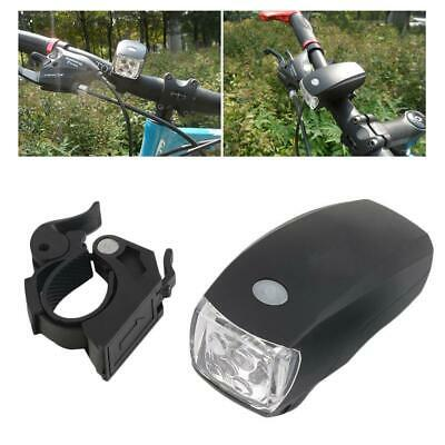 Cycling Bike Bicycle Super Bright 5 LED Front Head Light Lamp 3-Modes NEW ZH