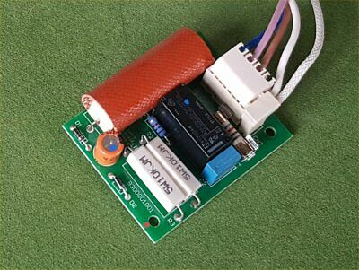 Genuine cheap SMEG spares - microwave electronic power board with cables